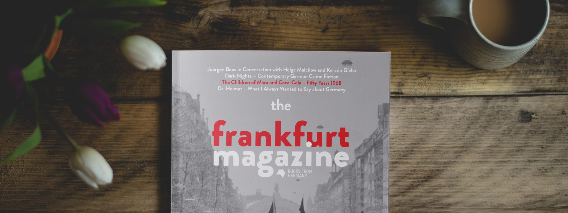 Benefit from the network of frankfurter buchmesse it also contains interviews with industry representatives essays and interesting or curious facts about the german reheart Images