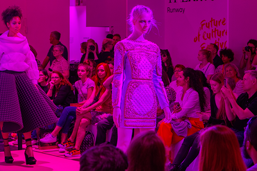 Catwalk bei THE ARTS+