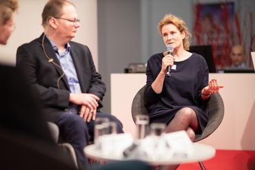 Frankfurter Buchmesse Highlights Publishing Services Diskussion