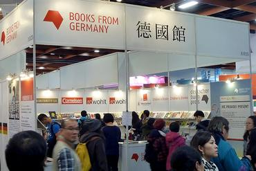 German collective stands Taipei International Book Exhibition