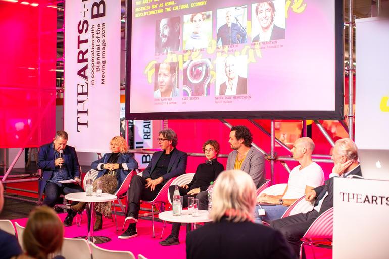 Frankfurter Buchmesse 2020 – Ideas that move the world