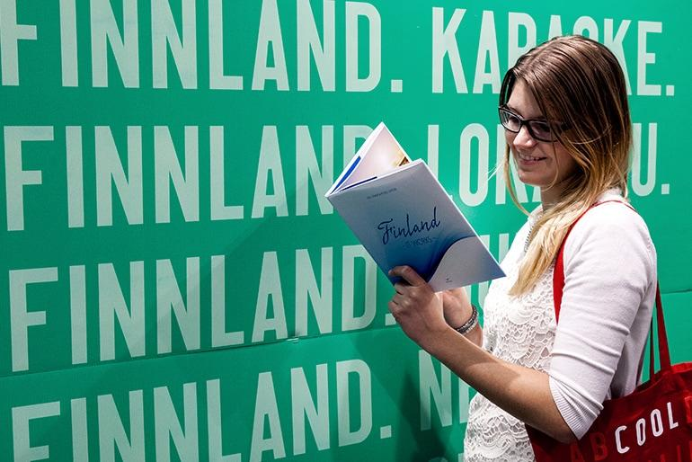Guest of Honour 2014 Finland literature