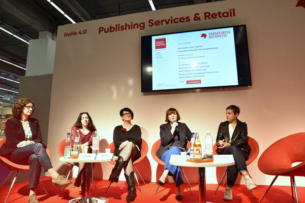 Publishing Services Retail Stage
