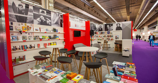 Your Custom Built Stand At Frankfurter Buchmesse