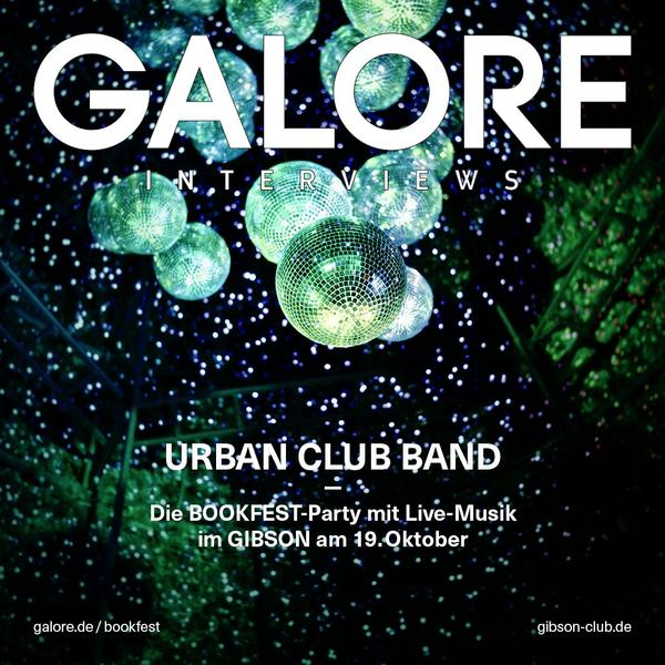 GALORE präsentiert | Urban Club Band