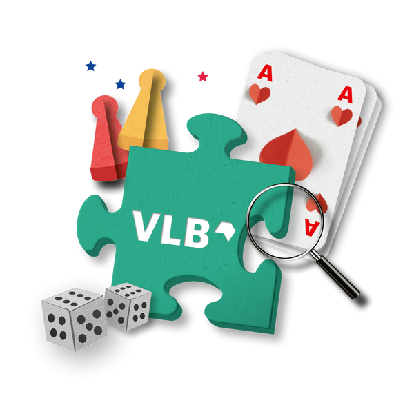 VLB Games in the Book Trade