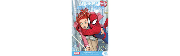 Frankfurter Buchmesse 2020 Themenwelten Comic & Illustration Spider-Man Loves Mary Jane: The Real Thing