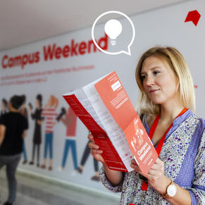 Campus Weekend Frankfurter Buchmesse