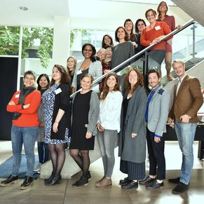 Frankfurt Fellowship participants 2018