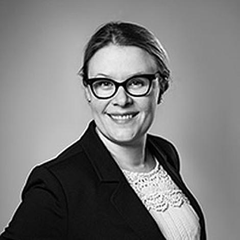Laura Karlsson, Director, Finnish Booksellers Association