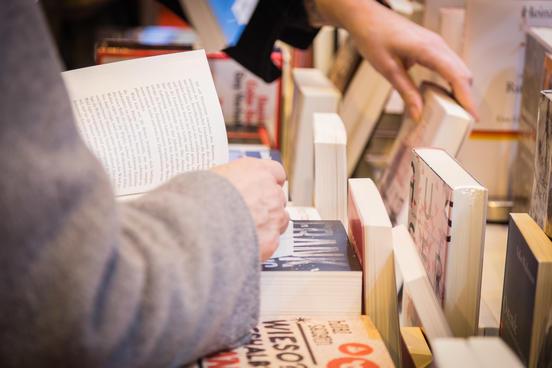 Frankfurter Buchmesse 2019 – Ideas that move the world