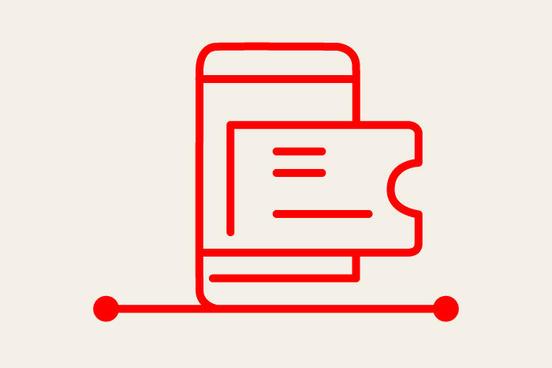 Icon Ticketverkauf & Zutrittskontrolle