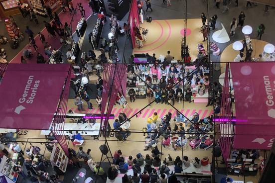 Frankfurter Buchmesse 2020 Ideas That Move The World