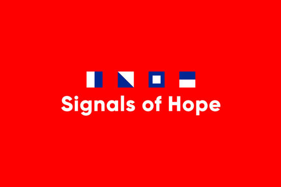 Signals of hope