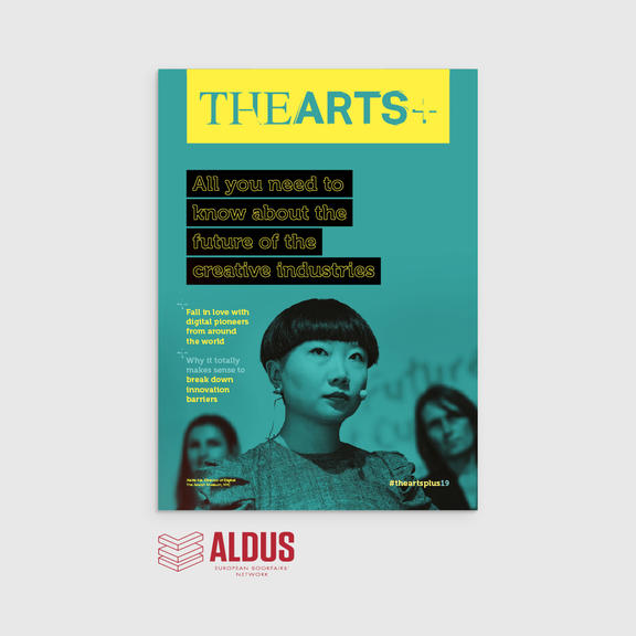 ALDUS Magazin von THE ARTS+