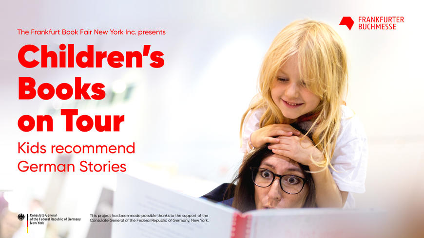 Children's Books on Tour – Kids recommend German Stories