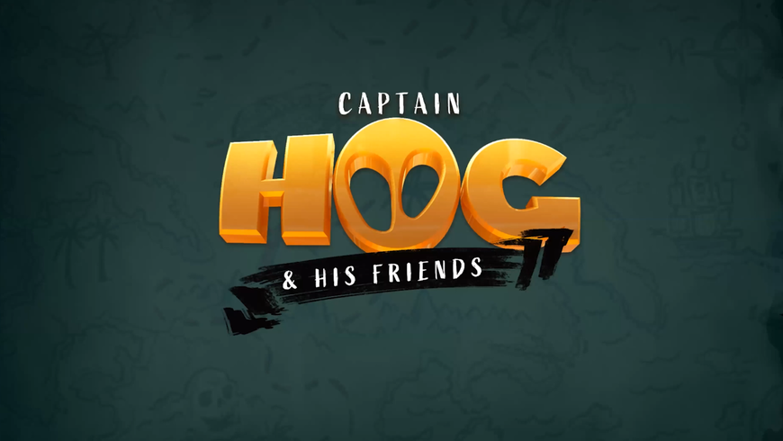 "Unger & Fiedler Pitch ""Captain Hog & his friends"""