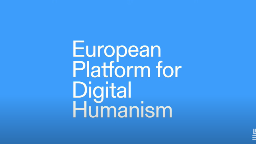 European Platform Digital Humanism Ars Electronica