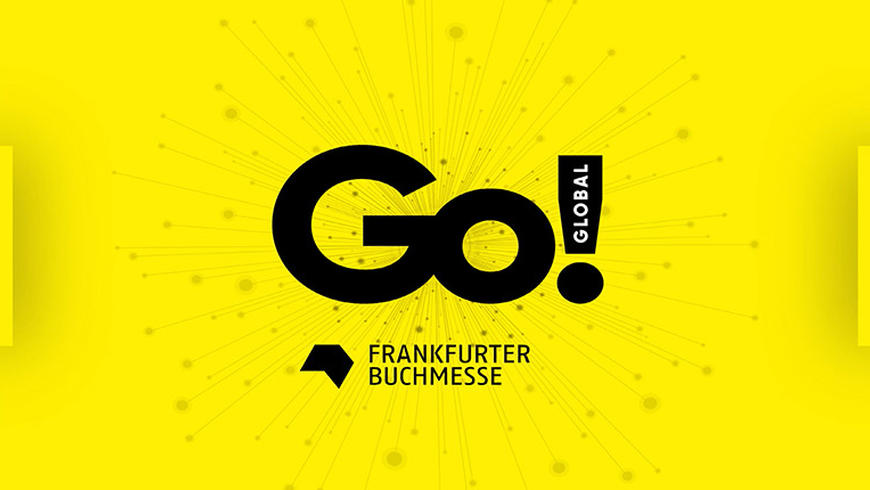 Video Home screen Go! Logo of the Frankfurt Book Fair